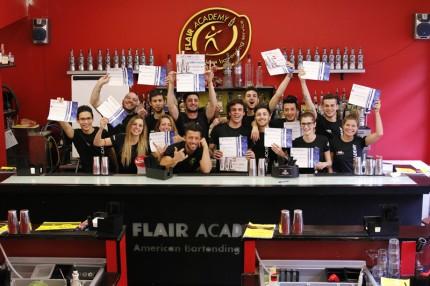 Corso barman con rilascio di attestato riconosciuto | Flair academy ente accreditato regione lombardia