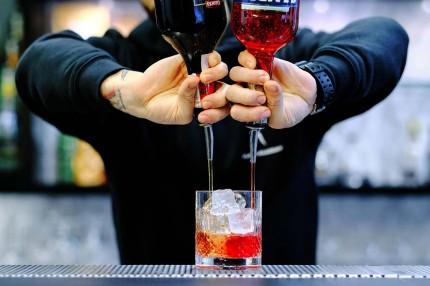 Corso Flair Barman