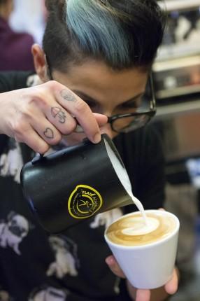 Corso Latte Art Flair Academy