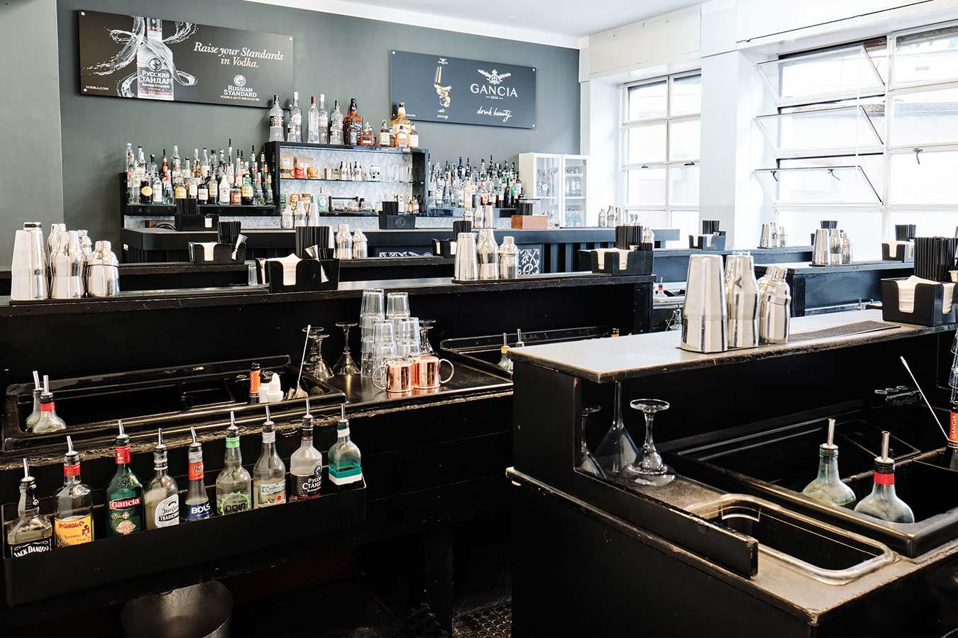 Aula Barman - Flir Academy