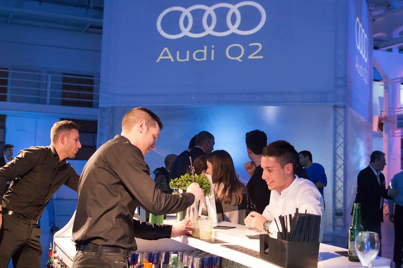 Audi - Evento