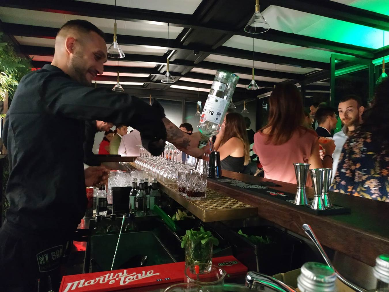Lucernoni party - Evento