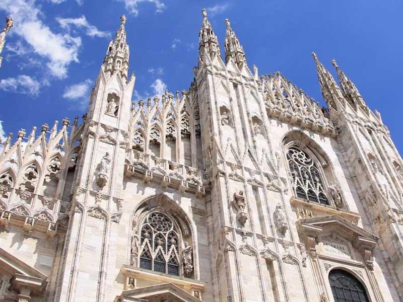 Nel cuore di Milano