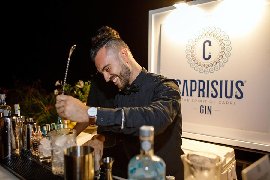 Foto Staff Claudio - Docente Barman Flair Academy