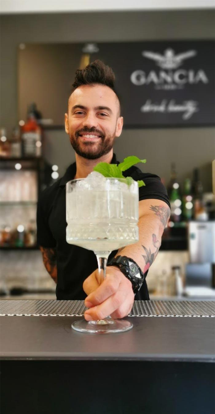 Claudio - Docente Barman Flair Academy