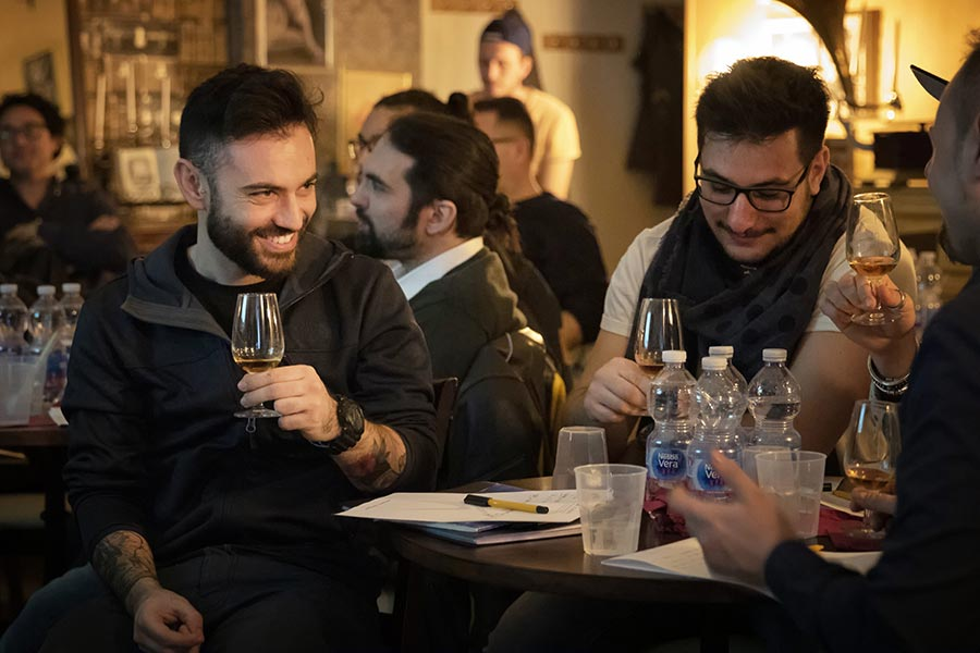 Staff Claudio - Docente Barman Flair Academy