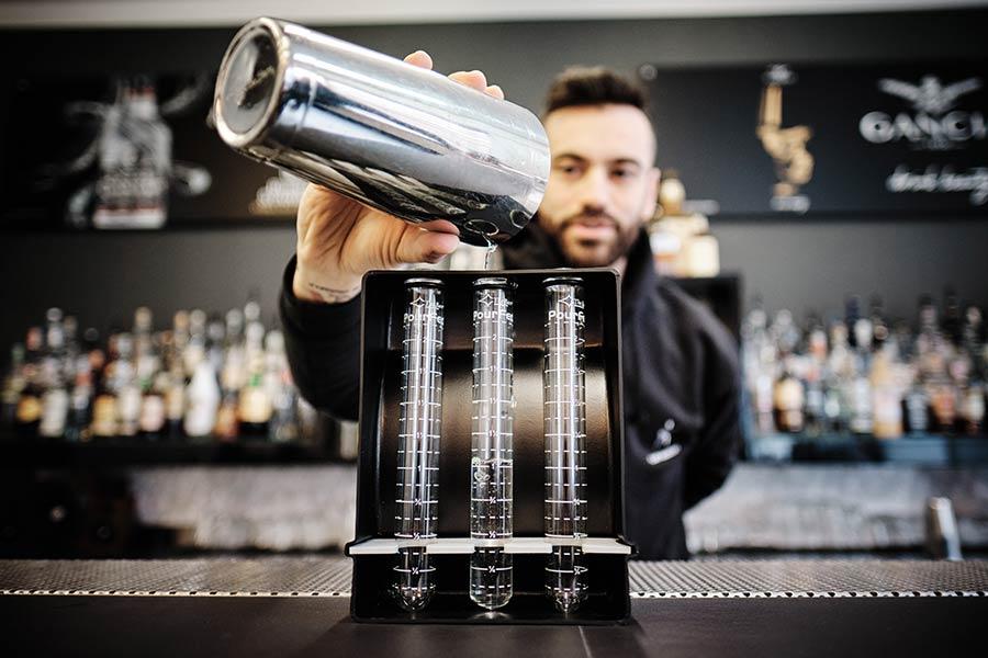 Claudio Docente Barman