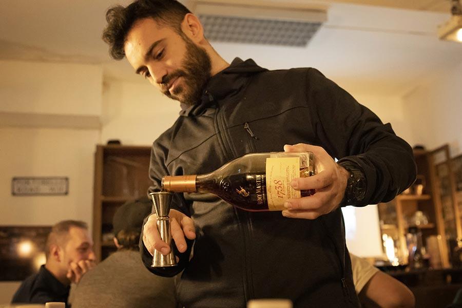 Claudio Docente Barman Flair