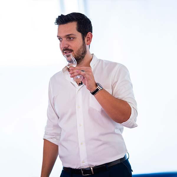 Fabio Lunghi - Docente Corso Barman