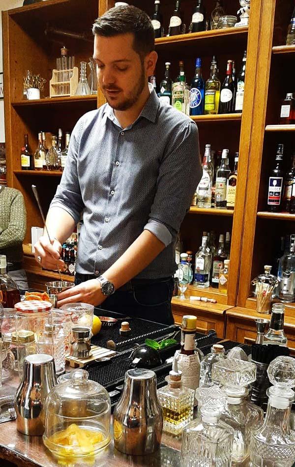 Fabio - Docente Barman Flair Academy