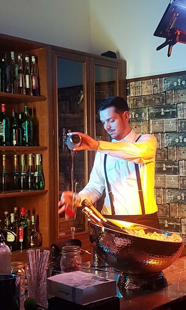 Foto Fabio - Docente Barman Flair Academy