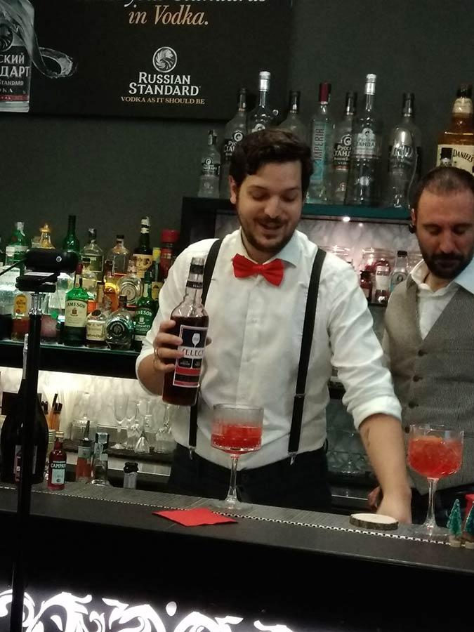 Foto Staff Fabio - Docente Barman Flair Academy