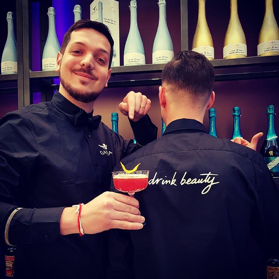 Fabio Docente Barman Flair Academy