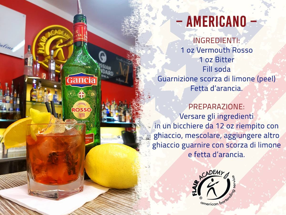 cocktail americano