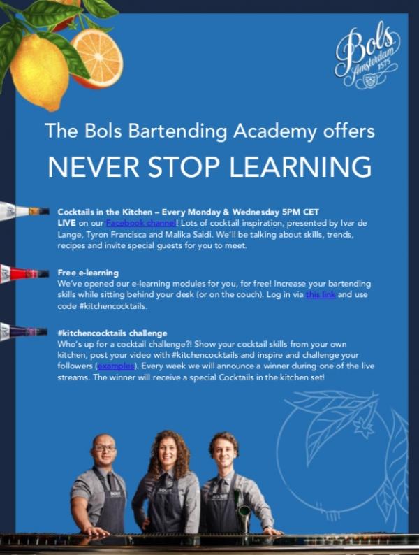 bols academy masterclass