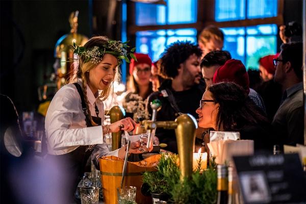 gara bartender