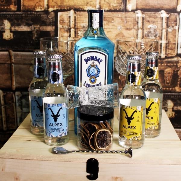 cocktail box flair gin