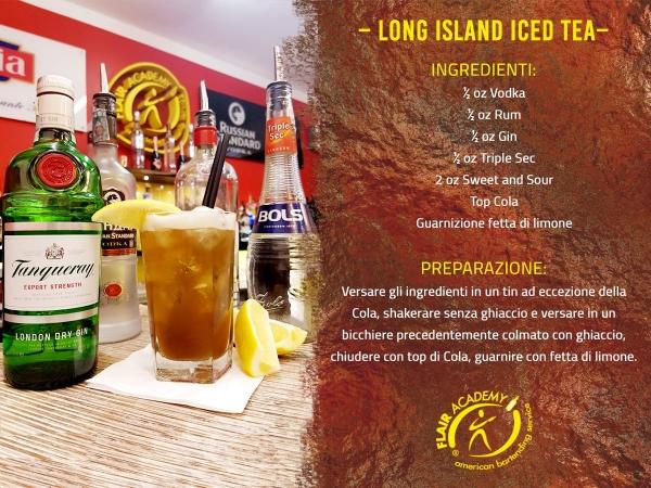 come preparare long island