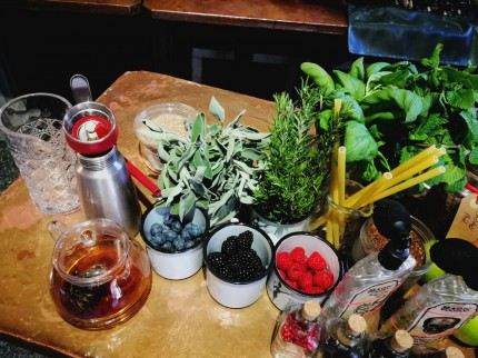 Segreti della Mixology: toniche e botaniche per bartender