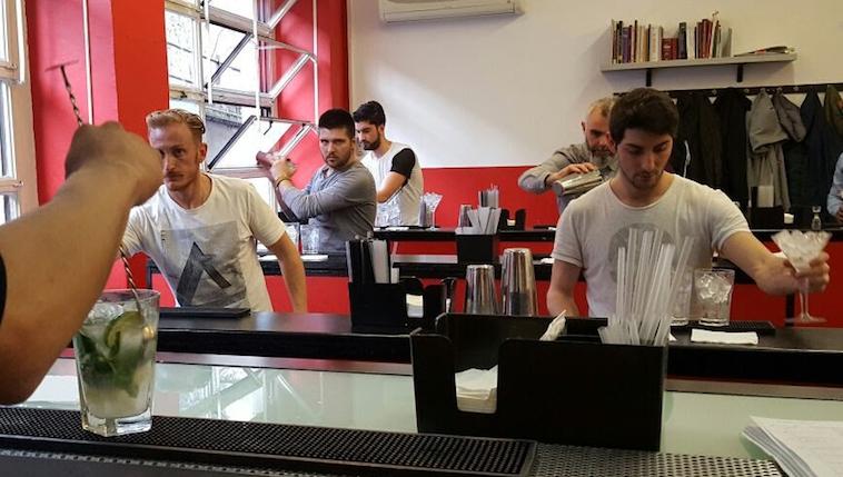 corsi barman