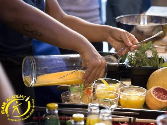 Quando i prodotti equo solidali incontrano i bartender Flair Academy