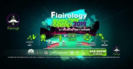 Flairology Summer Camp 2019