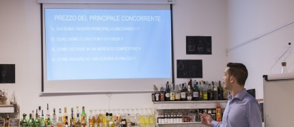 Corso bar management