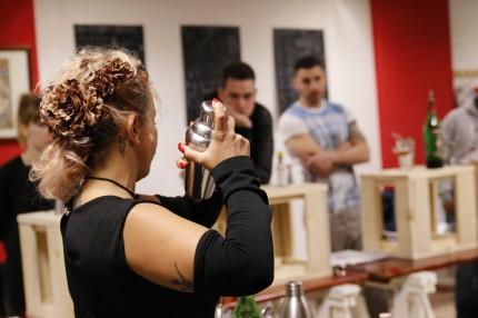 Attrezzatura per barman: lo shaker