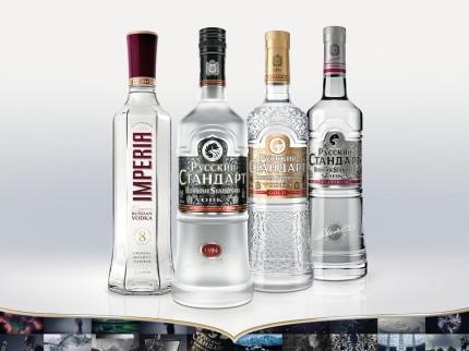 Russian Standard Vodka – Masterclass gratuita